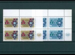 UNO NEW YORK 1973 Nr 258-259 postfrisch (200791)