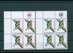 UNO NEW YORK 1976 Nr 293-294 postfrisch (200809)