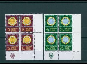 UNO NEW YORK 1976 Nr 297-298 postfrisch (200811)