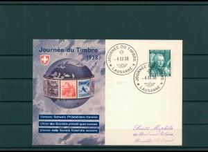TAG DER BRIEFMARKE 1938 Beleg siehe Beschreibung (201250)
