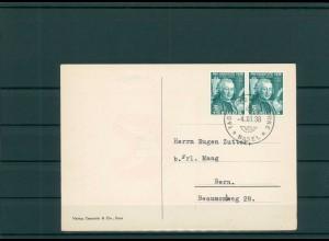 TAG DER BRIEFMARKE 1938 Beleg siehe Beschreibung (201251)
