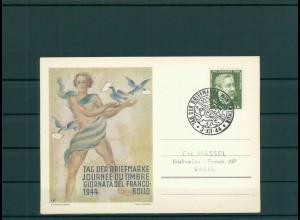 TAG DER BRIEFMARKE 1944 Beleg siehe Beschreibung (201263)