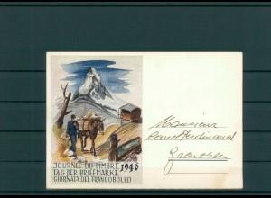 TAG DER BRIEFMARKE 1946 Beleg siehe Beschreibung (201268)