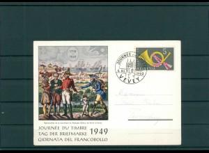 TAG DER BRIEFMARKE 1949 Beleg siehe Beschreibung (201273)