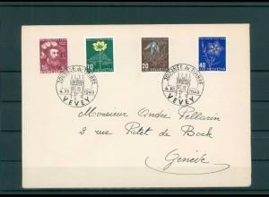 TAG DER BRIEFMARKE 1949 Beleg siehe Beschreibung (201275)