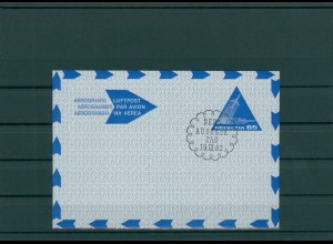 SCHWEIZ 1962 Aerogramm siehe Beschreibung (202342)