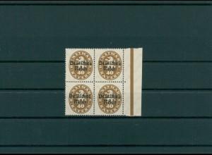 DEUTSCHES REICH 1920 Nr D39 I postfrisch (202851)