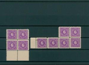 SBZ 1945 Nr 9 postfrisch (203649)