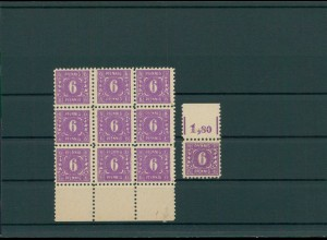 SBZ 1945 Nr 9 postfrisch (203657)