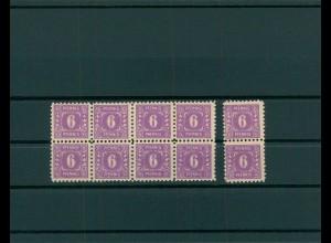 SBZ 1945 Nr 9 postfrisch (203663)