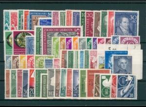 BUND Sammlung 1949-1953 postfrisch (204236)