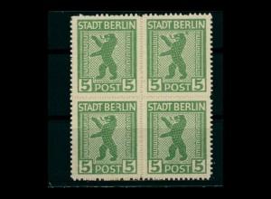 SBZ 1945 Nr 1B postfrisch (205062)