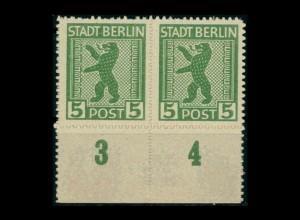 SBZ 1945 Nr 1B postfrisch (205064)