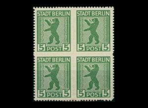 SBZ 1945 Nr 1B postfrisch (205180)