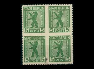 SBZ 1945 Nr 1B postfrisch (205181)