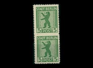 SBZ 1945 Nr 1B postfrisch (205182)