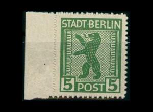 SBZ 1945 Nr 1B postfrisch (205184)
