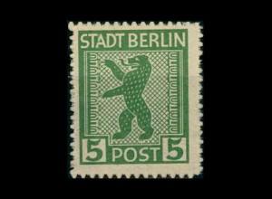 SBZ 1945 Nr 1B postfrisch (205188)