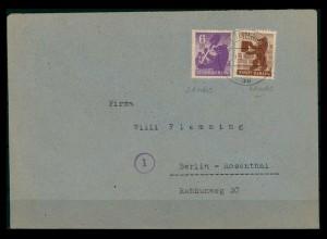 SBZ BERLIN-BRANDENBURG Brief siehe Beschreibung (205310)