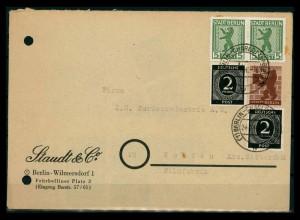 SBZ BERLIN-BRANDENBURG Brief siehe Beschreibung (205311)