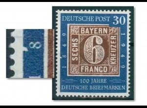 BUND 1949 Nr 115 II postfrisch (206061)