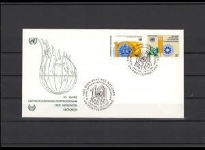 UNO Ersttagsbriefg (206654)