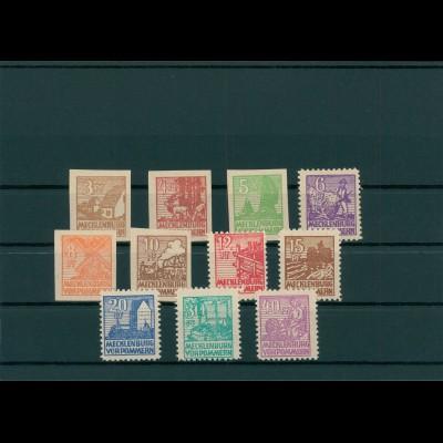 SBZ 1946 Nr 29-40y postfrisch (400016)