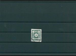 SBZ 1945 Nr 43BIIb gestempelt (400627)