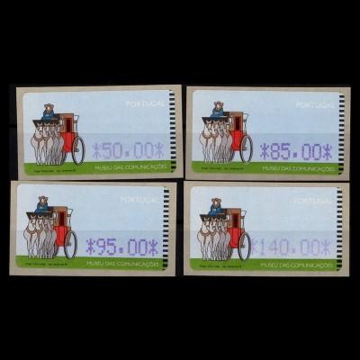 PORTUGAL ATM 1998 Nr 19.2 S1 postfrisch (401821)