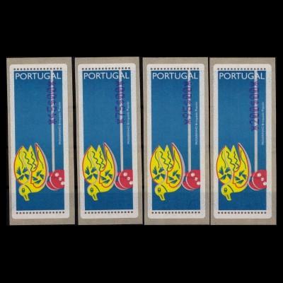 PORTUGAL ATM 1999 Nr 21.1 S1 postfrisch (401827)