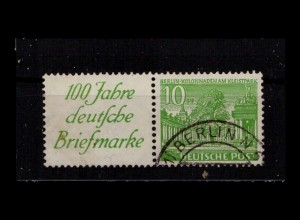 BERLIN 1949 ZD W9 gestempelt (402023)