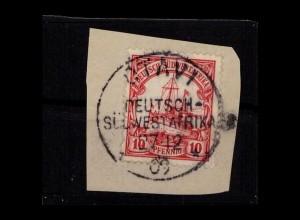 DSWA 1906 Nr 26 gestempelt (402150)