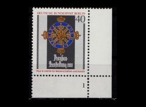 BERLIN 1981 Nr 648 postfrisch (402276)