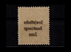 SBZ 1948 Nr 182 postfrisch (402907)