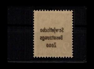 SBZ 1948 Nr 182 postfrisch (402908)