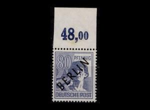 BERLIN 1948 Nr 15 postfrisch (402976)