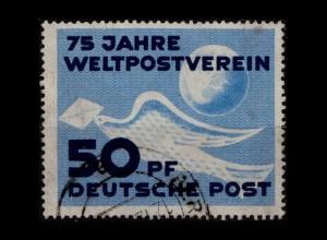 DDR 1949 Nr 242 gestempelt (403797)