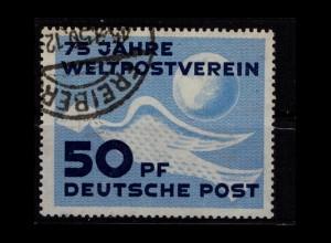 DDR 1949 Nr 242 gestempelt (403800)