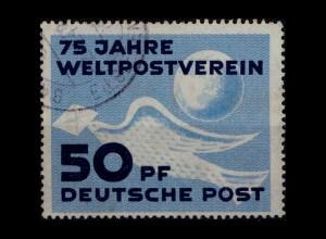 DDR 1949 Nr 242 gestempelt (403807)