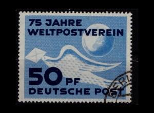 DDR 1949 Nr 242 gestempelt (403809)