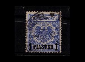 DP TUERKEI 1898 Nr 8d gestempelt (403971)