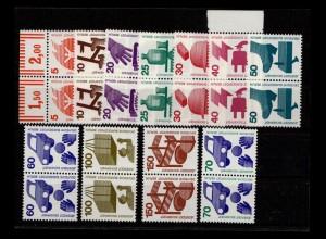 BERLIN 1971 Nr 402-411 postfrisch (404260)