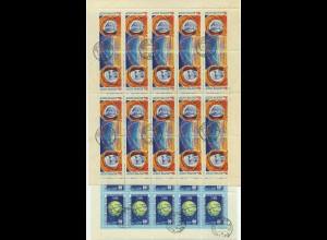 UDSSR 1960+1963 2 Klbg gestempelt (700917)