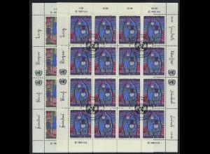 UNO WIEN 1983 Nr 36-37 gestempelt (700919)