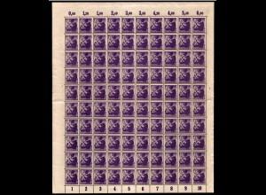 SBZ 1945 Nr 2A wbzt postfrisch (701006)