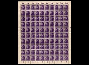 SBZ 1945 Nr 2A wbzt postfrisch (701011)