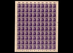 SBZ 1945 Nr 2A wbzt postfrisch (701013)