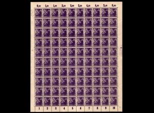 SBZ 1945 Nr 2A wbzt postfrisch (701014)