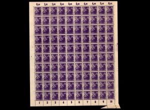 SBZ 1945 Nr 2A wbzt postfrisch (701015)