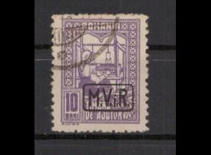 MV IN RUMAENIEN 1918 Nr ZZ4 gestempelt (405077)